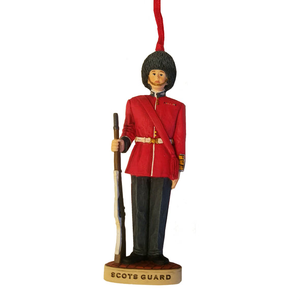 Limited Edition British Christmas Ornament Set