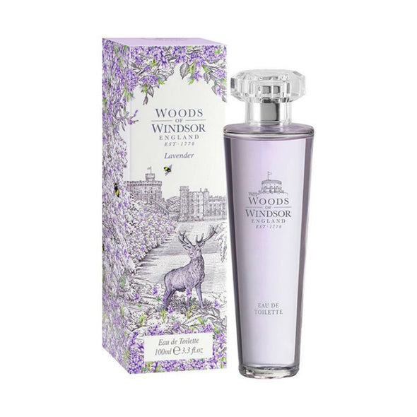 Lavender Perfume | Woods of Windsor | 100 mL