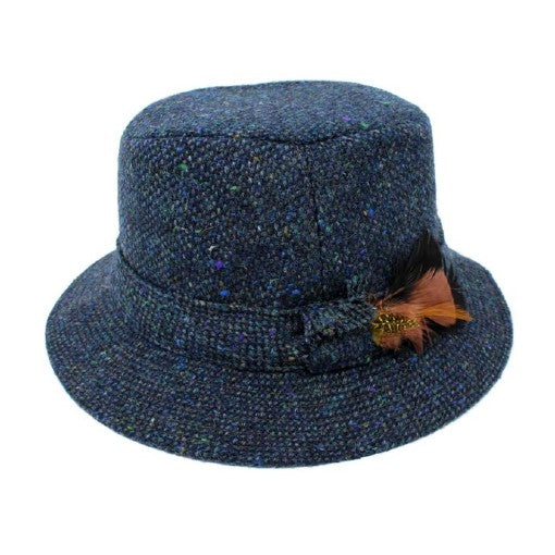 Tweed Walking Hat
