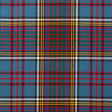 Anderson Modern Tartan — Scottish Worsted Wool Scarf