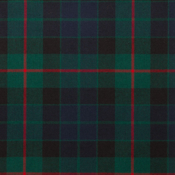 Worsted Wool Tartan Handkerchiefs / Pocket Squares — [ 42 Tartans ]