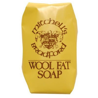 Mitchell's Wool Fat Soap — Scotland House, Ltd.