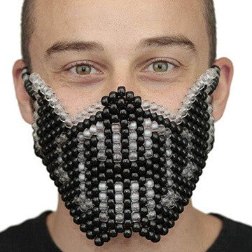 Rave Masks... The Popular Bane From Batman