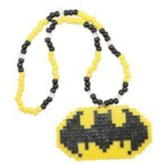 Batman Kandi Necklace - Kandi Gear