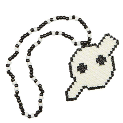 Cute Apple Kandi Necklace Bead Necklace