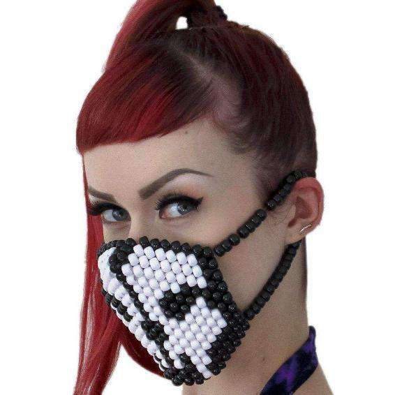 Call Of Duty COD Skull Kandi Mask - Kandi