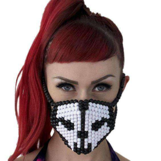 Call Of Duty COD Skull Kandi Mask - Kandi Gear