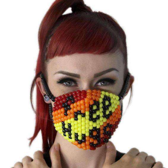 Free Hugs Surgical Kandi Mask