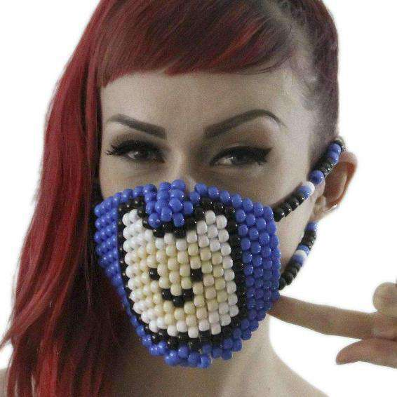 Finn The Human Surgical Kandi Mask by Kandi Gear