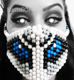 Big Bad Wolf Surgical Kandi Mask - Kandi