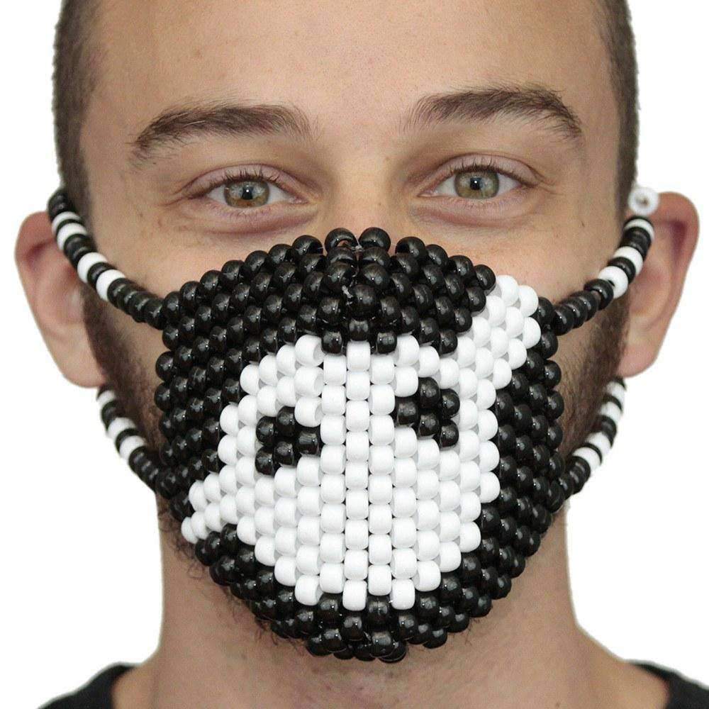 Knife Party Surgical Kandi Mask - Kandi Gear