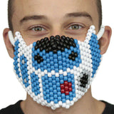 Star Wars R2D2 Full Kandi Mask - Kandi