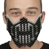 Bane from Batman Kandi Mask Full - Kandi Gear