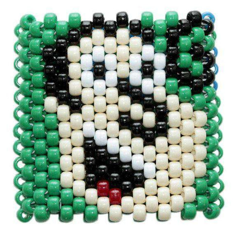 Cool Digital Kandi Necklace