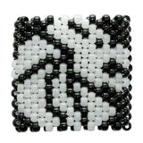 Glow In The Dark Seven Lions Kandi Cuff - Kandi