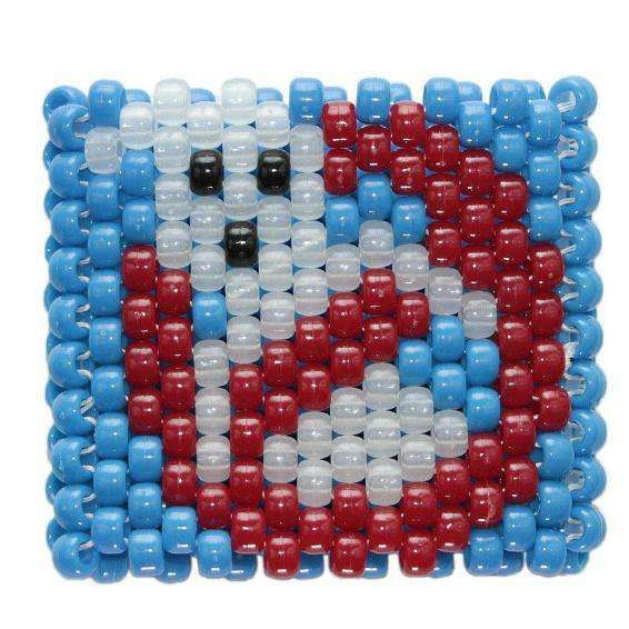 Glow In The Dark Ghostbusters Kandi Cuff - Kandi