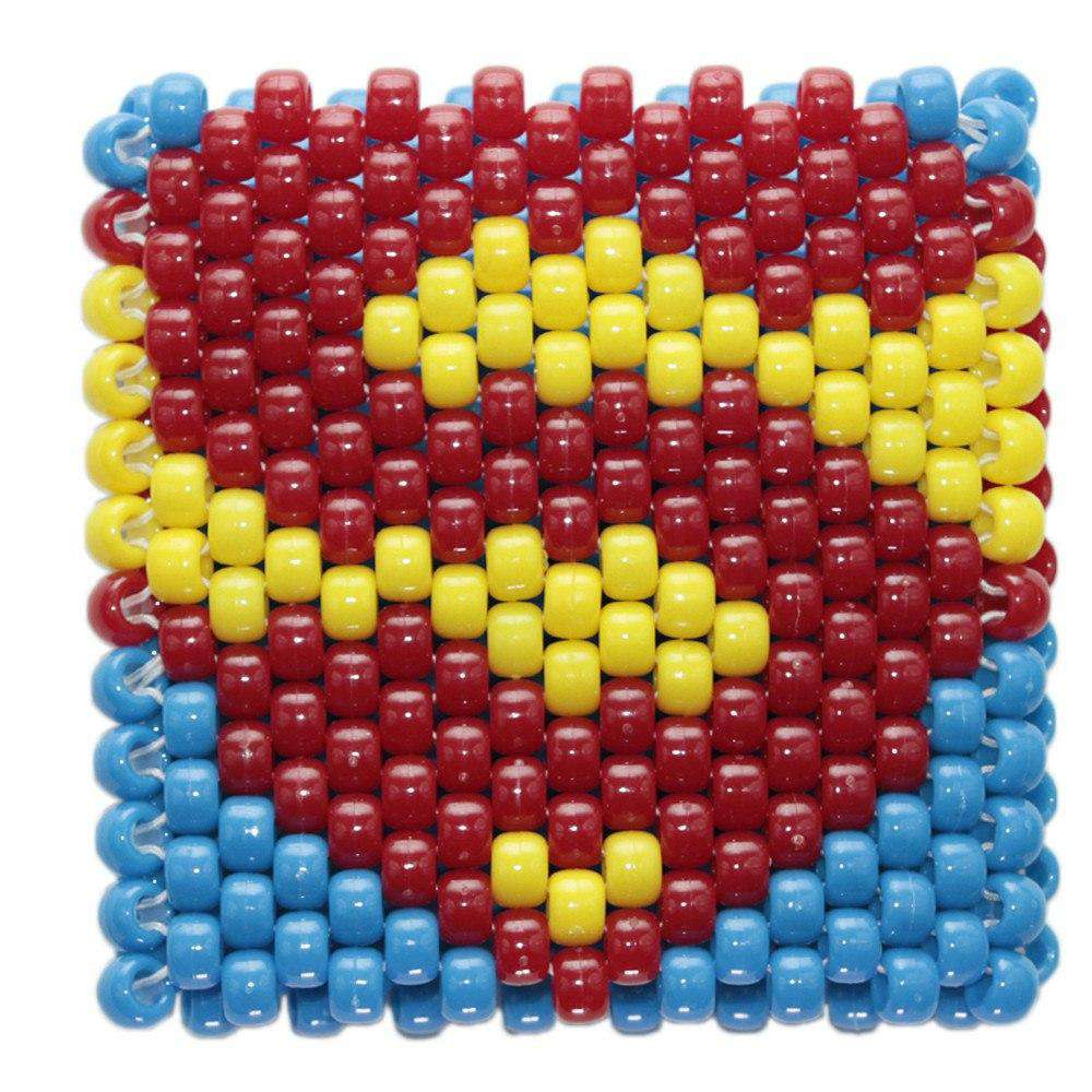Superman Kandi Cuff - Kandi Gear