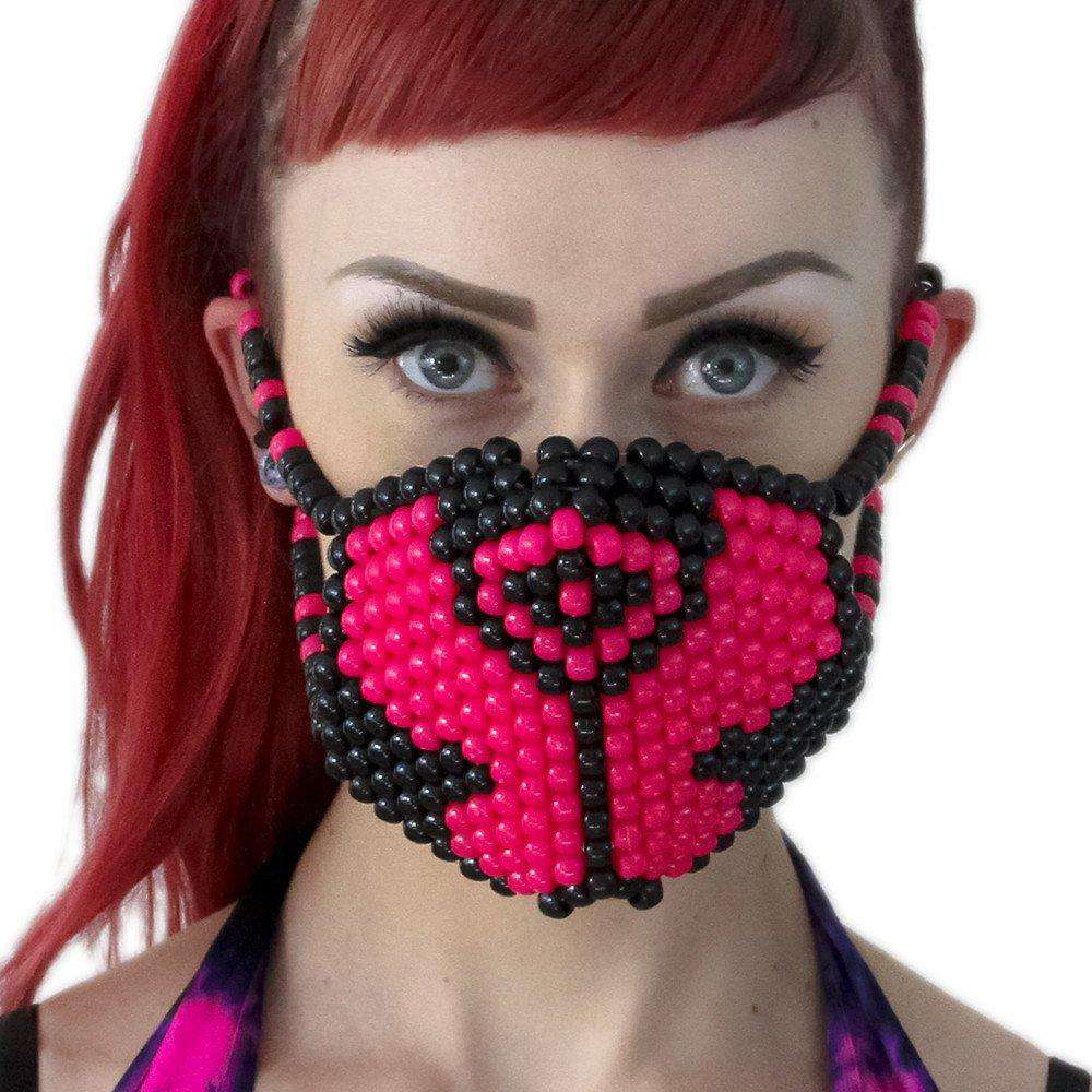 Tomorrowland TomorrowWorld Kandi Mask - Kandi Gear - 1