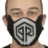 Glow In The Dark Porter Robinson Surgical Kandi Mask - Kandi Gear