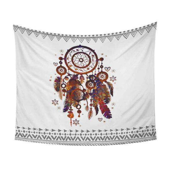 Dream Catcher Multi Tapestry - Kandi Gear