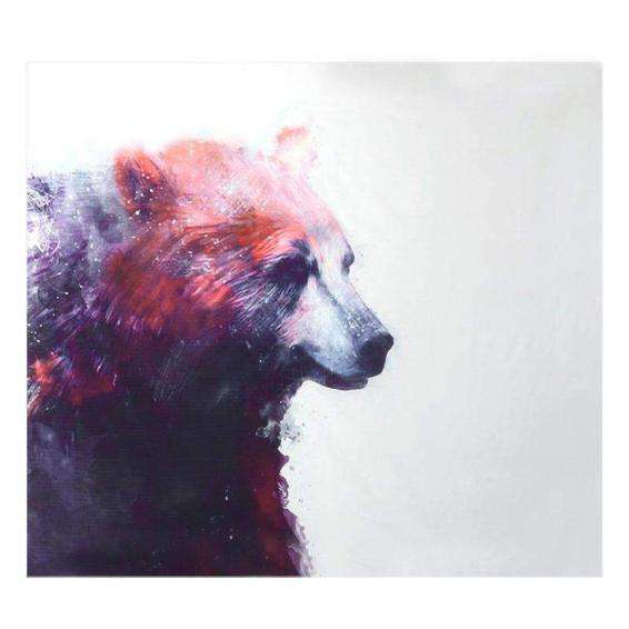 Bear Art Tapestry - Kandi Gear