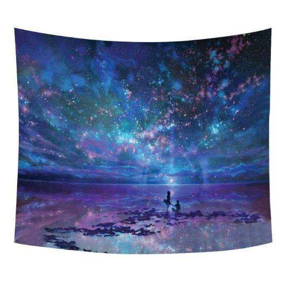 Galaxy Light Tapestry - Kandi Gear