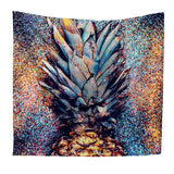 Pineapple Beach Tapestry