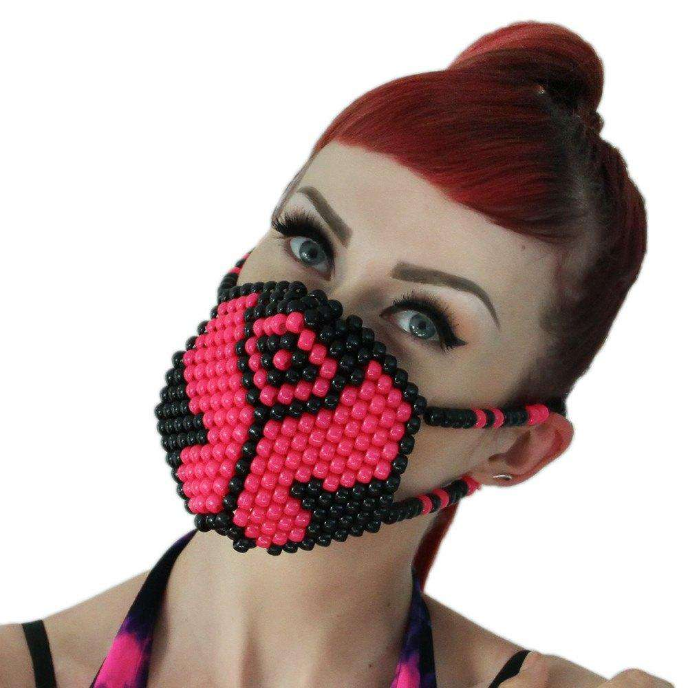 Tomorrowland TomorrowWorld Kandi Mask - Kandi Gear - 2
