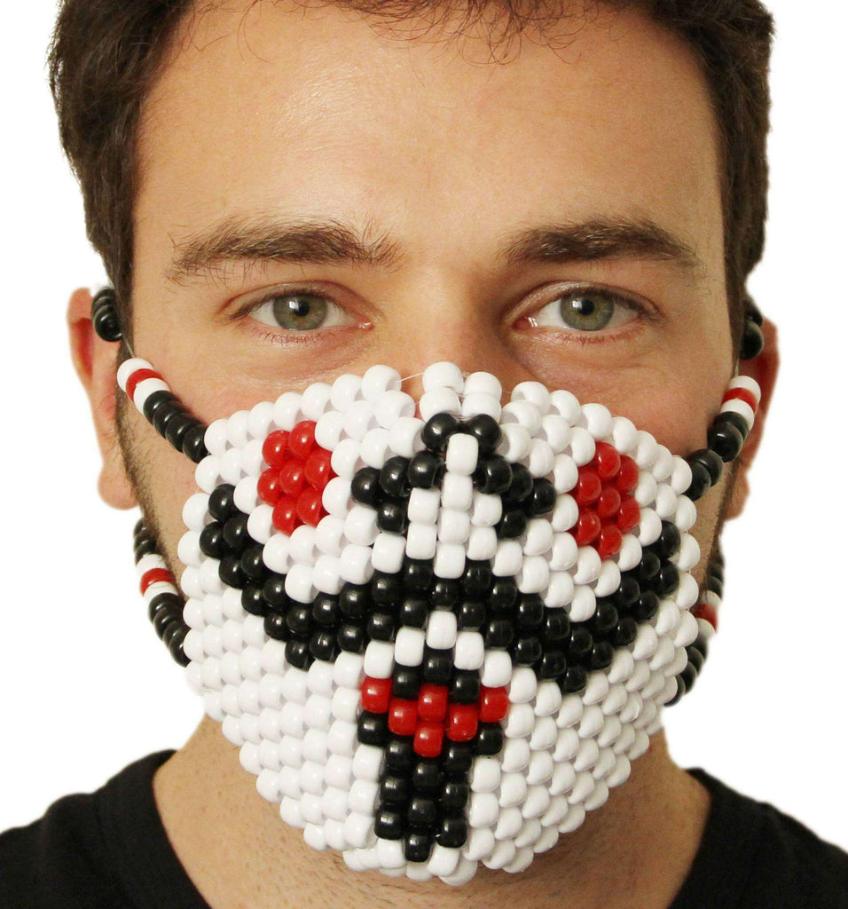 V For Vendetta Kandi Mask - Kandi Gear