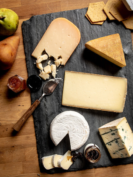 How To Make a Perfect Cheese Board