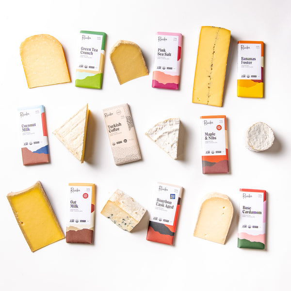 Saxelby's Guide to Cheese and Chocolate Pairing