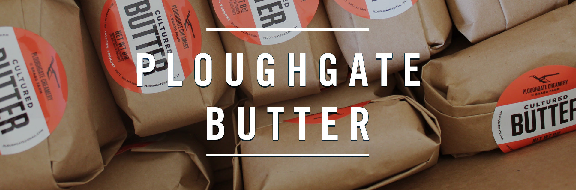 Ploughgate Creamery Cultured Butter