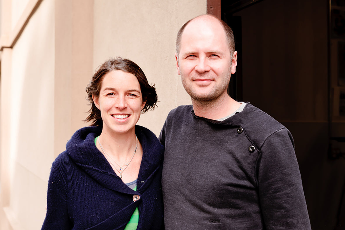 Anne Saxelby & Benoit Breal