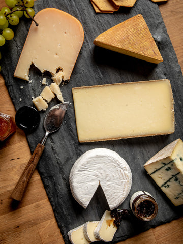 saxelby cheeseboard
