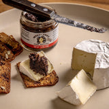 Kunik cheese and Spread-mmms olive tapenade