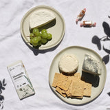 Spring Blooms Collection - three cheeses, crackers, goat caramels, and chocolate