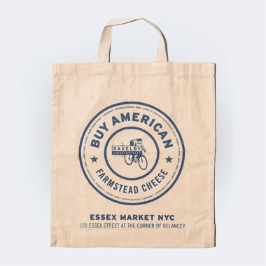 Saxelby Canvas Tote Bag