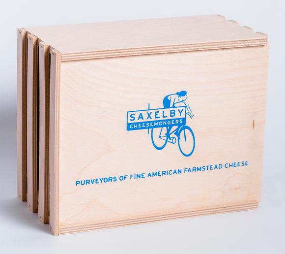 Saxelby Wooden Gift Box