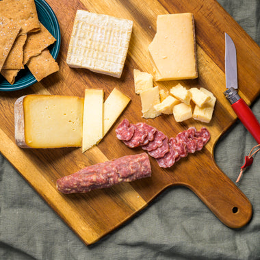 Beer Lover's Box - Cheese, Charcuterie, and Crackers, buy cheese gifts online