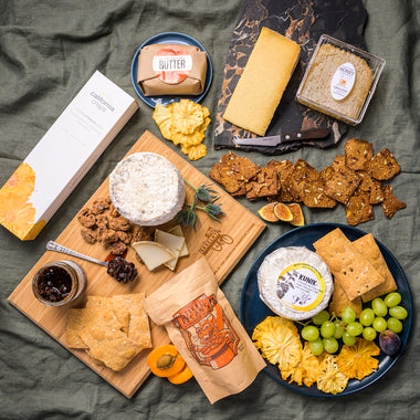 The Big Cheese, buy artisan cheese gifts online