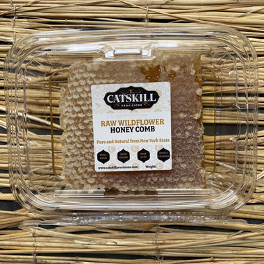 Catskill Provisions honeycomb, buy raw honey and other cheese board accompaniments online at saxelby cheese