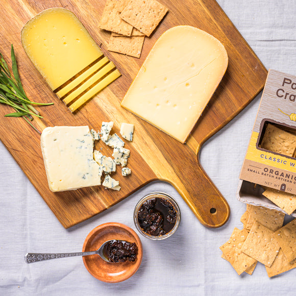 Saxelby's Cheesehead Collection, buy wisconsin artisan cheese online