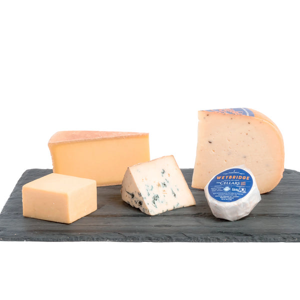 Cow Breed Quintet - buy artisan cheese gifts online