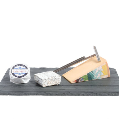 Crown Finish Caves Collection, cave aged cheese, artisan cheese