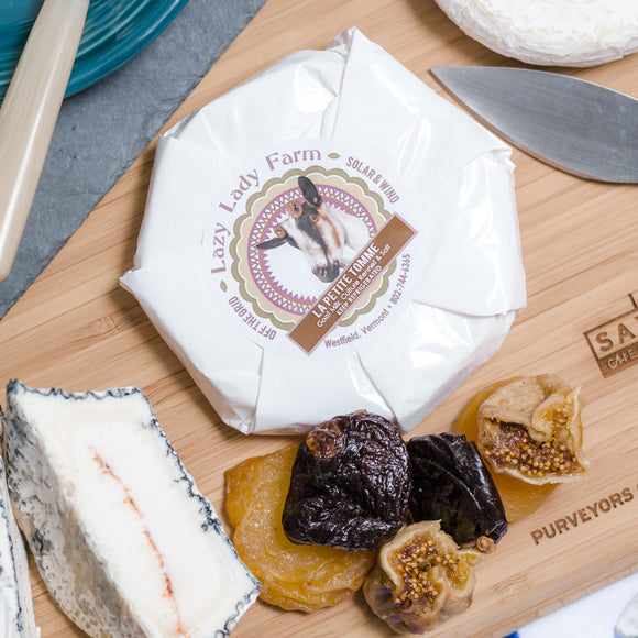 La Petite Tomme - buy artisan goat cheese at saxelby cheese