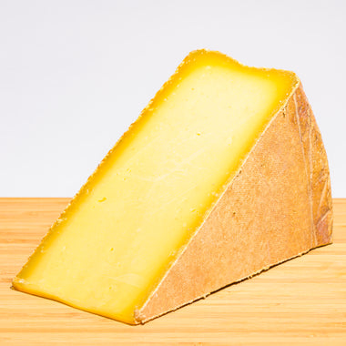 Mountaineer - Nutty Alpine-style Cheese from Virginia!