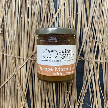 buy Quince and apple orange marmalade with lemons and other preserves for cheese boards at Saxelby cheese