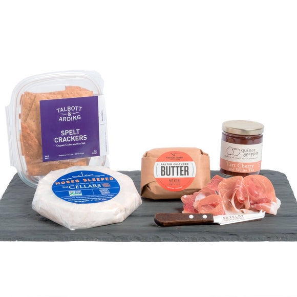 Instant Dinner Party Spread, buy artisan cheese gifts online