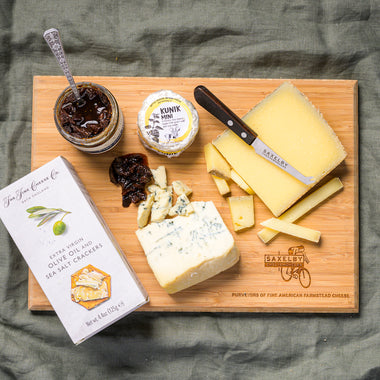 Perfect Cheese Plate, buy gourmet cheese gifts online
