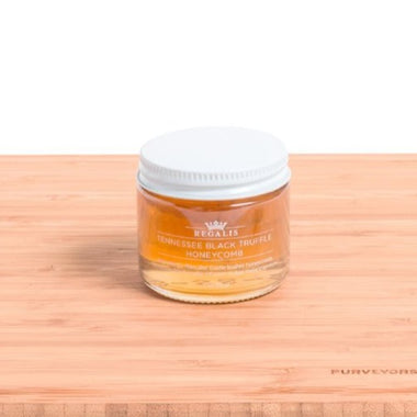 Tennessee Black Truffle Honeycomb, 3oz jar